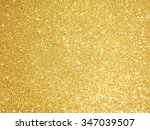yellow glitter paper texture | Shutterstock . vector #347039507