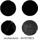 vector circle shape. round... | Shutterstock .eps vector #347073821