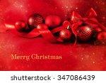 christmas background | Shutterstock . vector #347086439