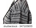 a woman girl  female  wearing...   Shutterstock . vector #347105855