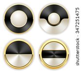 Collection Of Black Badges Wit...