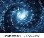 vortex dreams series.... | Shutterstock . vector #347288249