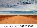 travelling the sturt stony... | Shutterstock . vector #347293349