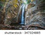 Millomeri Waterfall Near...