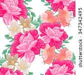 abstract elegance seamless... | Shutterstock .eps vector #347342495