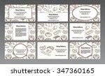 vector logo for a bakery shop.... | Shutterstock .eps vector #347360165
