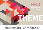 vector brochure   web page...