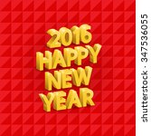 happy new year | Shutterstock .eps vector #347536055