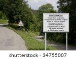 limit signpost | Shutterstock . vector #34755007