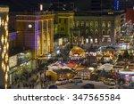 hannover  germany   december 04 ... | Shutterstock . vector #347565584