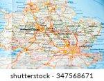 macro view of england  united...   Shutterstock . vector #347568671