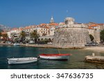 Korcula Is A Historic Fortifie...