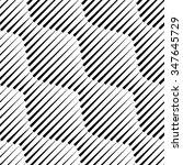 vector seamless texture. modern ... | Shutterstock .eps vector #347645729