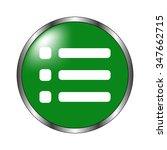 expand menu    green vector icon