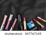 beautiful picture of cosmetic ... | Shutterstock . vector #347767145