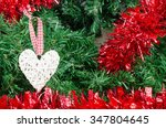 new year's decorations | Shutterstock . vector #347804645