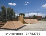 Skate Park In Belle Fourche ...