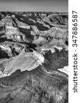 grand canyon  arizona  usa | Shutterstock . vector #347886587