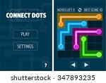 connect dots mobile game...
