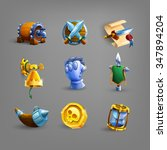 decoration icons for games....