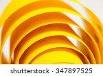 yellow abrasive paper   closeup ... | Shutterstock . vector #347897525