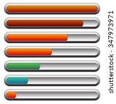 horizontal progress indicators  ...