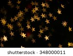 marry christmas background with ... | Shutterstock . vector #348000011