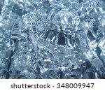 high quality aqua water...   Shutterstock . vector #348009947