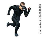 super hero | Shutterstock . vector #348010439