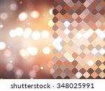 bokeh light  shimmering blur... | Shutterstock . vector #348025991