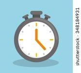 clock timer graphic design ...