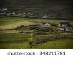 Little Settlement At The Very...