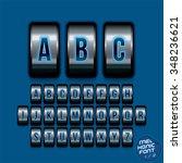 mechanic font