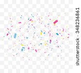 abstract background with many... | Shutterstock .eps vector #348236861
