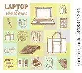 Laptop And Related Accessories...