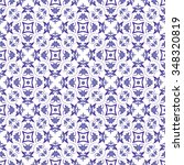 vector seamless pattern. ... | Shutterstock .eps vector #348320819