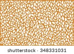 leaves abstract background | Shutterstock .eps vector #348331031