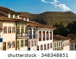 Antique Houses In Ouro Preto I...