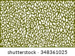 leaves pattern | Shutterstock .eps vector #348361025