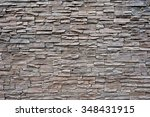 Pattern Of Decorative Brown...