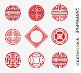 Set Of Simply Oriental Art ...