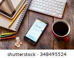 chiang mai thailand   dec 08 ... | Shutterstock . vector #348495524
