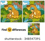 find differences  education...   Shutterstock .eps vector #348547391