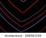 lights on the night  | Shutterstock . vector #348581534