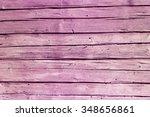 Pink Planks Wood Texture...