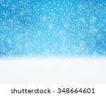 textured blue white background... | Shutterstock .eps vector #348664601