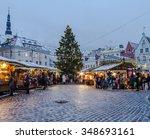 Tallinn  Estonia   December 08...