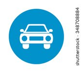 car icon. | Shutterstock .eps vector #348708884