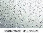 water drop background | Shutterstock . vector #348728021