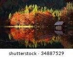 Beautiful Autumn Landscape On A ...